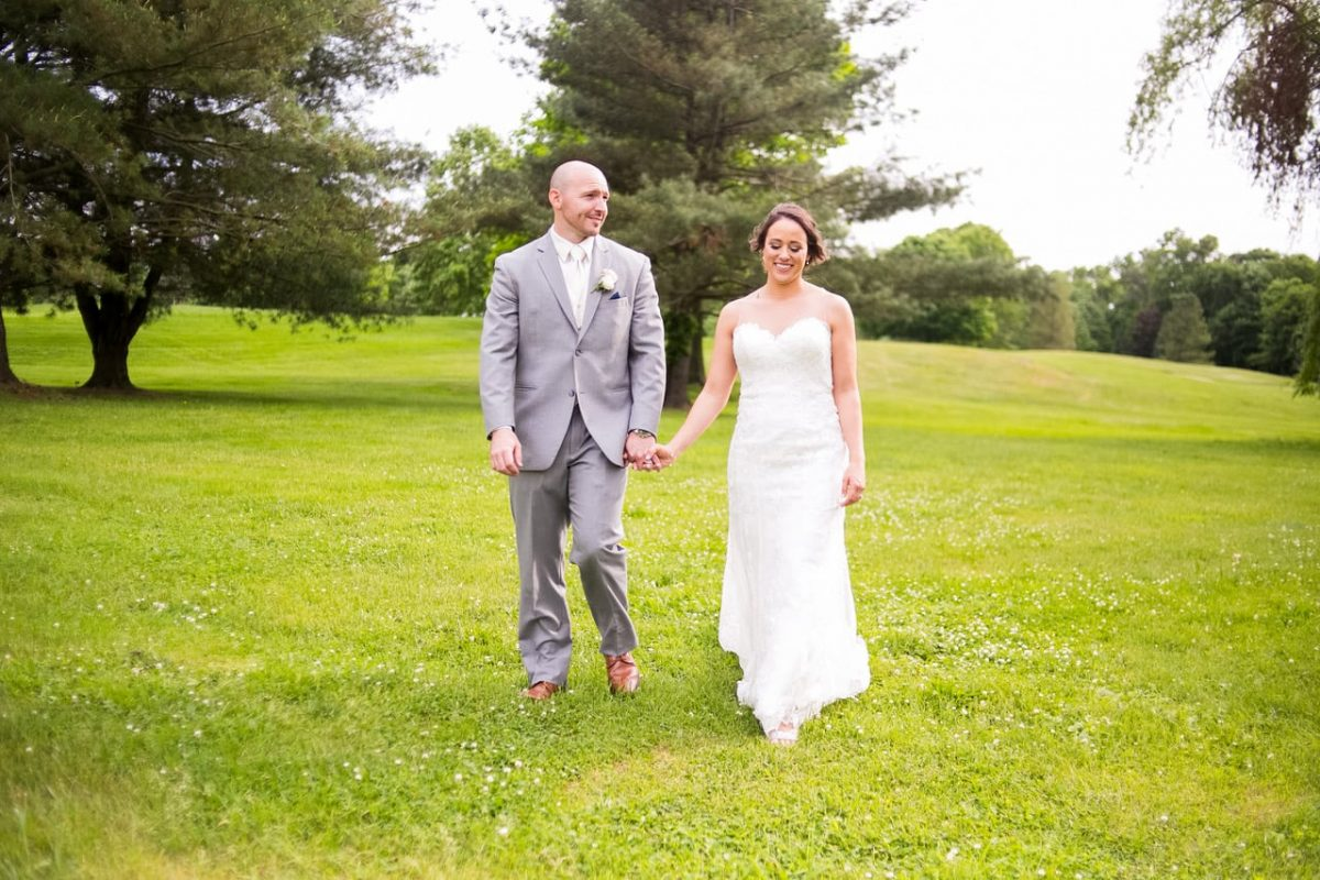 Otterkill Country Club Wedding Photo