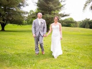 Otterkill Country Club Wedding Photo