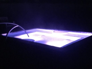 Otterkill Country Club hot tub