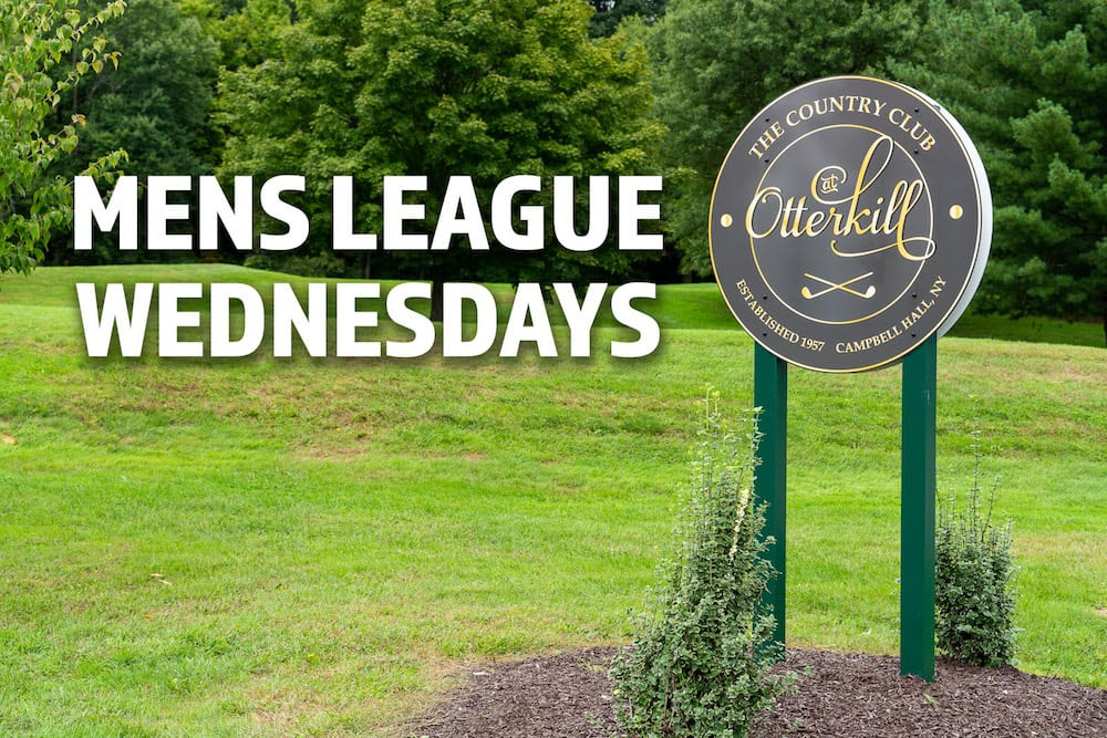 mens league at Otterkill Country Club