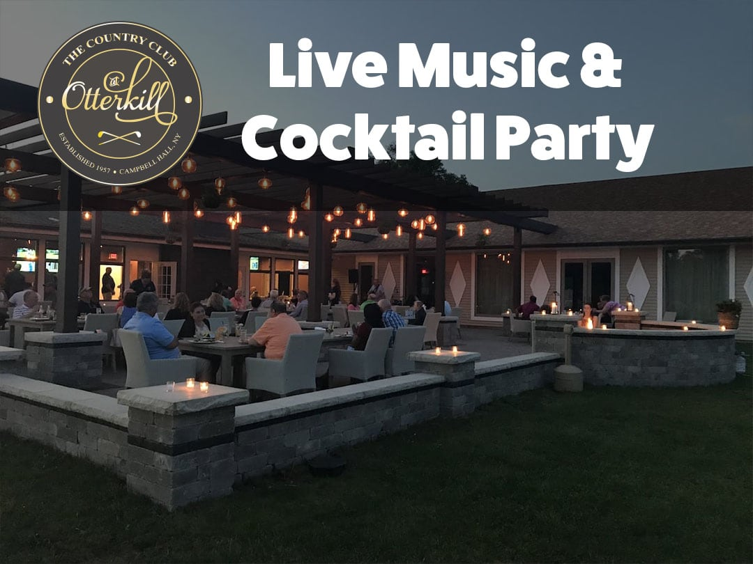 Live Music & Summer Kickoff Party