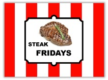 Steak Fridays at Otterkill Country Club